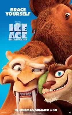فيلم ice age collision course مترجم
