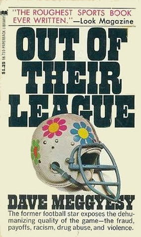 Thorne Dreyer : PODCAST  Former NFL star David Meggyesy wrote the classic memoir, 'Out of Their