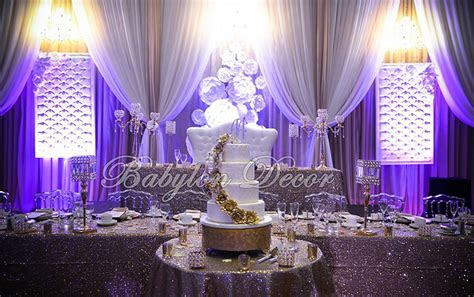Scarborough Wedding Decor, DJ, Wedding Cake, Wedding