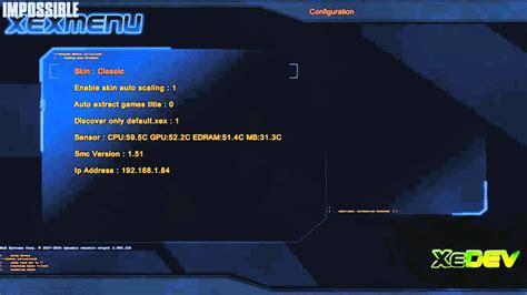 easily install xex menu xbox