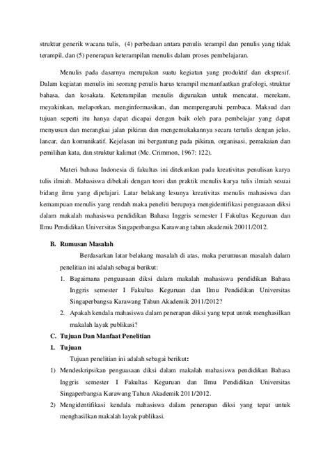 Penguasaan diksi-dalam-makalah-mahasiswa