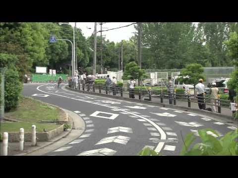 Tour of Japan 2012 Stage 1 (Sakai ITT) Highlights Video