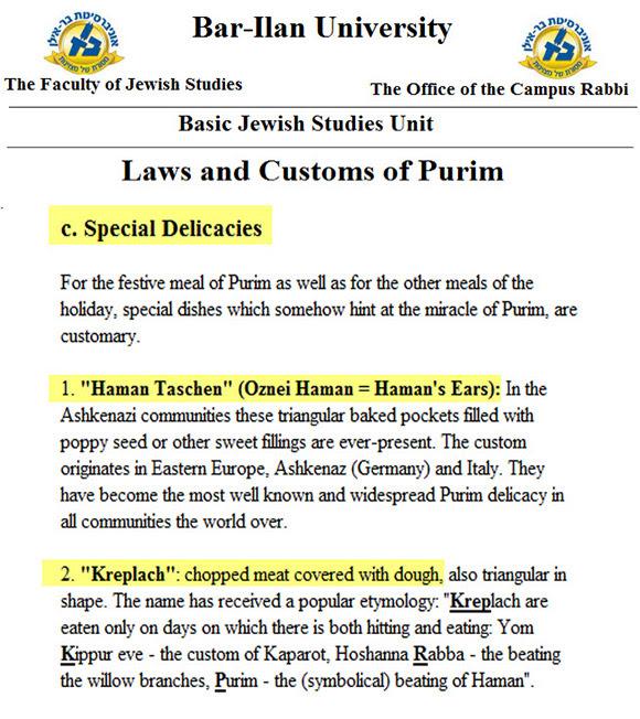 purim-customs-barilan