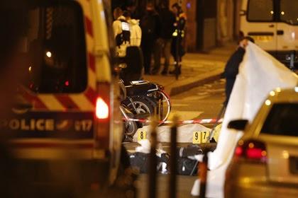 В Париже убит террорист и один парижанин, четверо в больнице