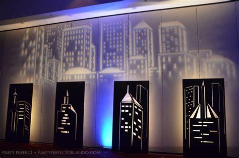 New York City Decorations   C o n v e n t i o n I d e a s