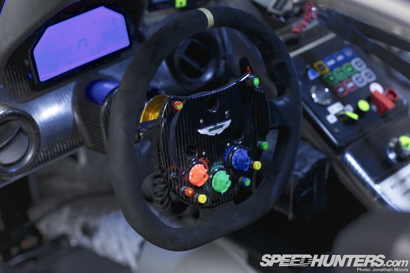 The Vantage Advantage Aston Martin S Gt3 Racer Speedhunters