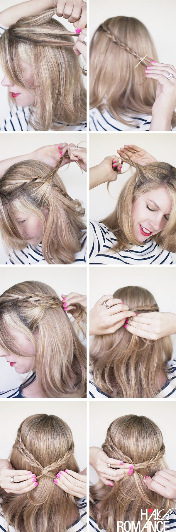 Long Hairstyle Tied Up Best Haircuts