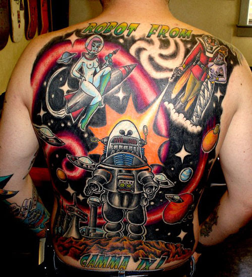 Designing Your Own Tattoos. Whether you are an artist or plain 'ole can't