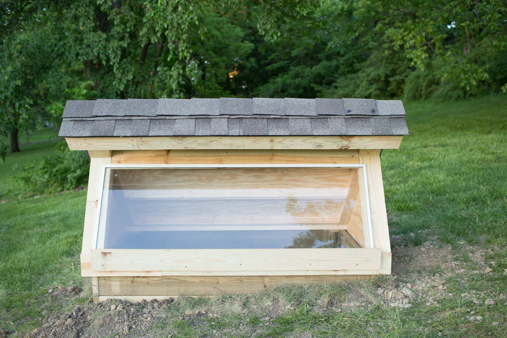 Cold Frame Garden Box