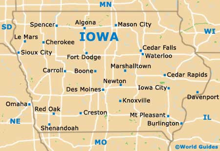 Des Moines Map Usa | GOOGLESAND on