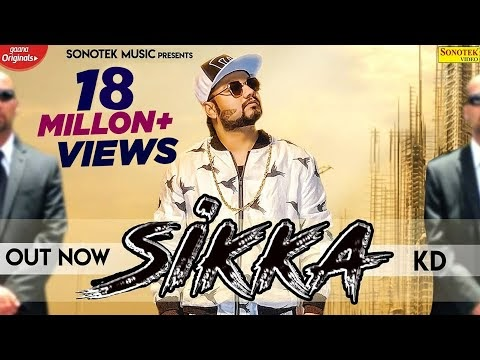 SIKKA SONG LYRICS - KD