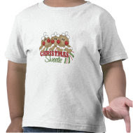 Christmas Sweetie Toddler Christmas T-Shirt