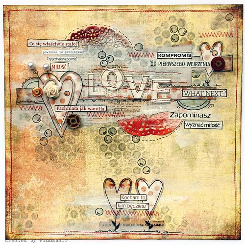 List miłosny - Love letter