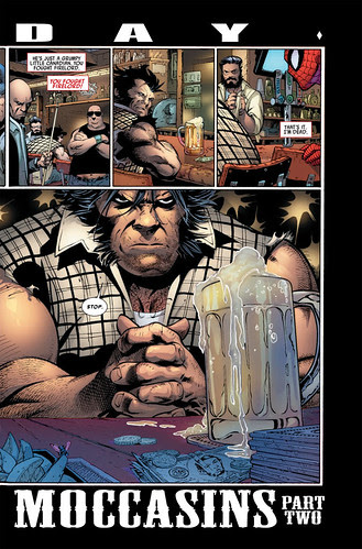 WOLVERINE #74 preview 4