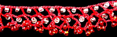 two colors of bead