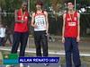 Atletismo: Atleta de Jundiaí termina em 3º lugar no salto em altura na categoria menor
