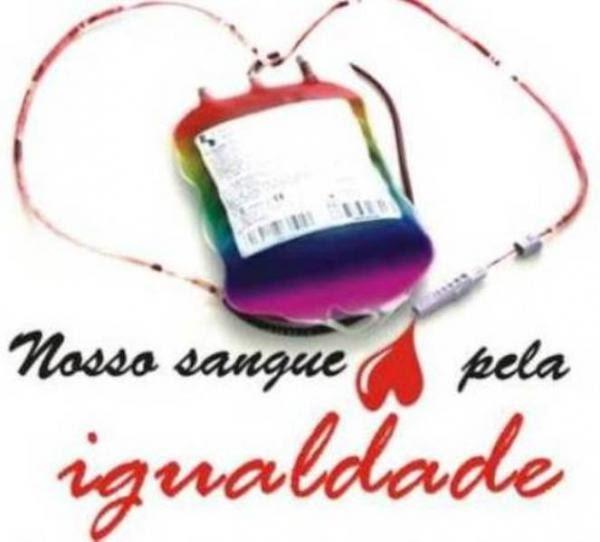 Proibico de doao de sangue por homossexuais gera indignao de grupo LGBT contra ANVISA