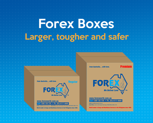 Forex Cargo – Send Cargo to the Philippines from Australia.