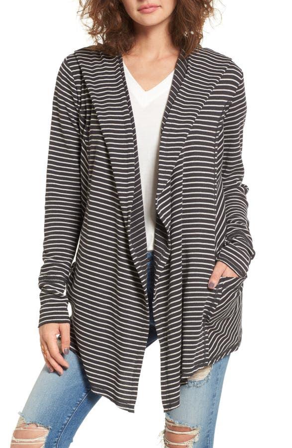 Main Image - Billabong Make Way Thermal Hooded Cardigan