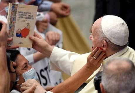 'Há muitos cristãos hipócritas', diz papa Francisco