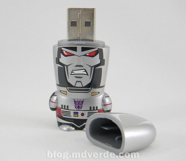 Transformers Mimobot Megatron USB Drive