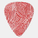 Personalized Scribbleprint Guitar Pick