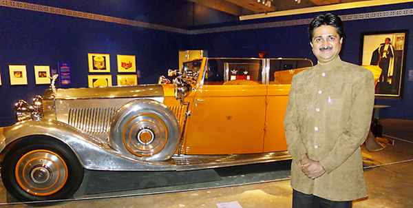 Maharajas Rolls Royce Indian Maharaja's Grandson Grabs The World's Most Expensive Rolls Royce For Bottom Dollar