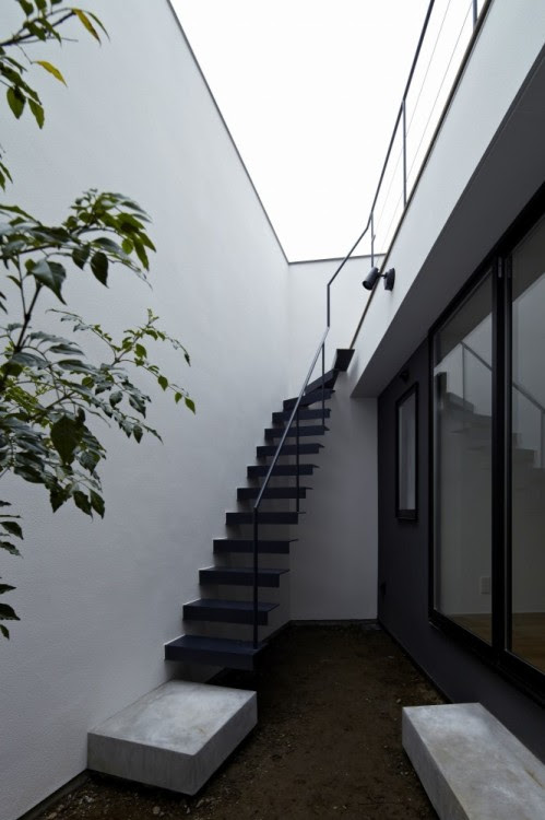 Diseño de escaleras #61