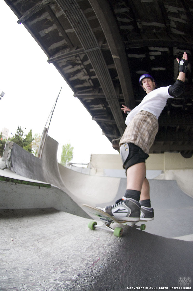Dave - Rolling @ Burnside