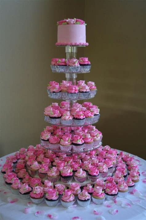 New Pictures Of Cupcake Wedding Cakes With Wedding