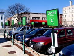 Zipcars Live Here