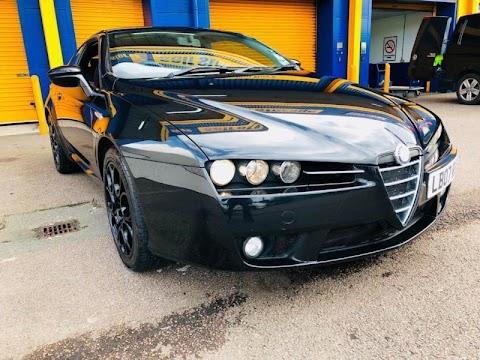Alfa Romeo Brera 32 Specs