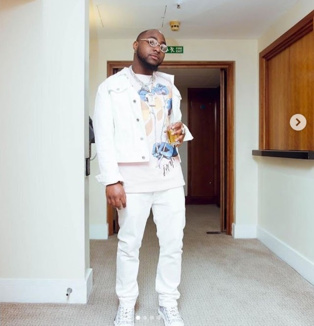 "[BangHitz] Davido Release Tracklist For Incoming Album ""A Good Time"""