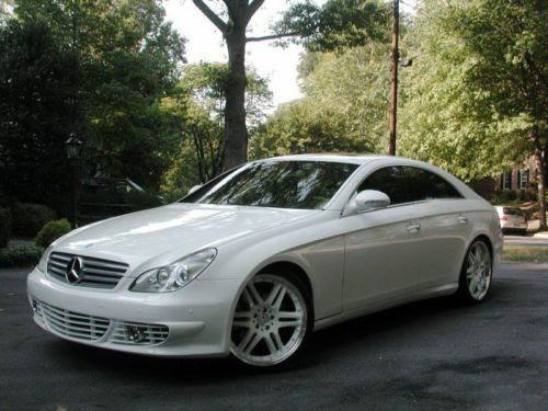 Buy used 2006 Mercedes-Benz CLS-Class CLS500 in Spring ...