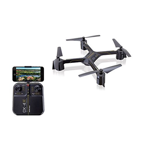 Sharper Image Drone Dx 4 Hd Video Streaming Drone By Sharper Image