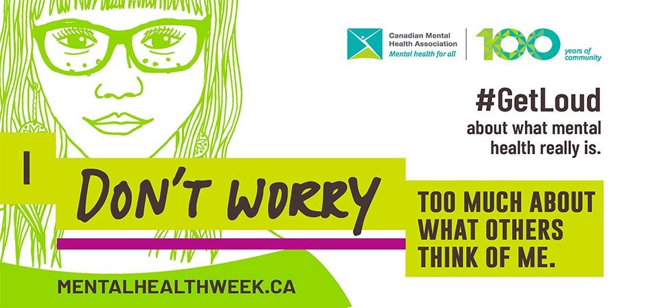 Mental Health Awareness Month Canada 2020 - Etuttor