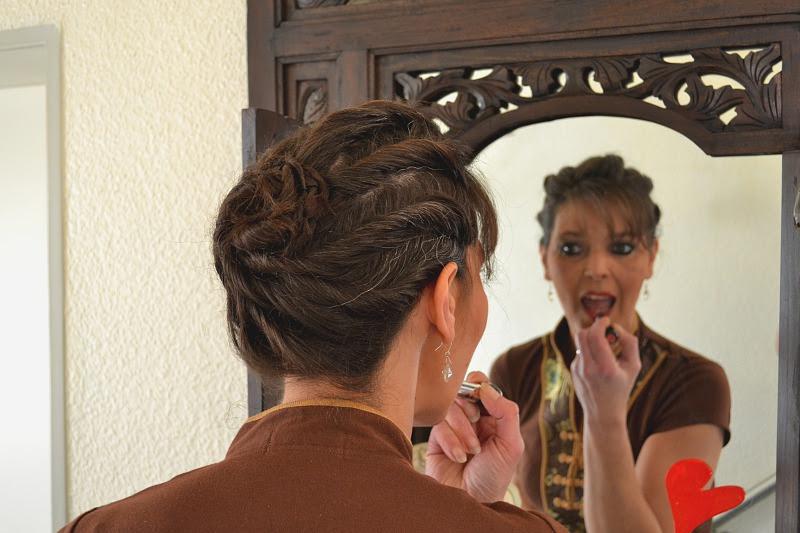 Frisur Ideen Hochsteckfrisuren Für Mittellange Haare Holozaende