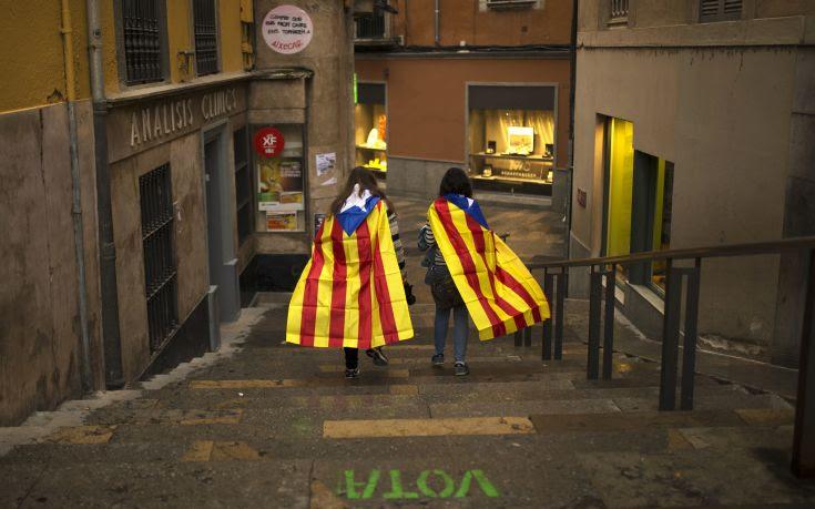 Η κρίσιμη ημέρα για την Καταλονία έφτασε