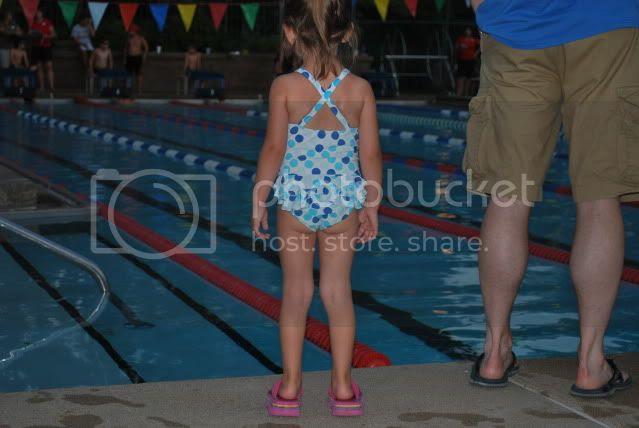 swimming buns