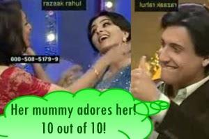 Sharmila Tagore Soha Ali Khan