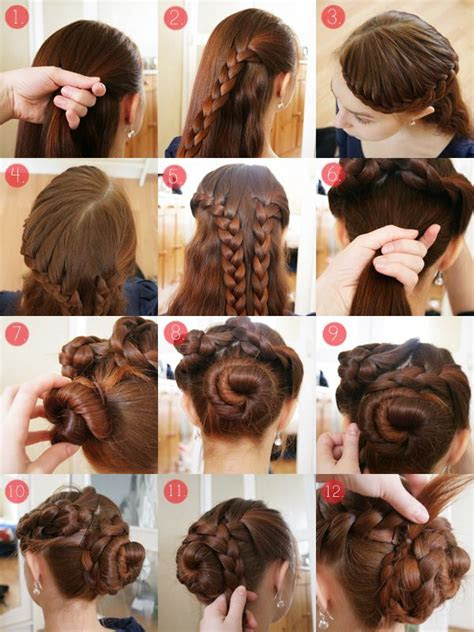 indian hairstyles  girls step  step google search