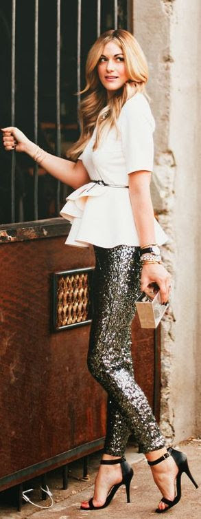 Sparkle Your Pants Off By A Little Dash Of Darling