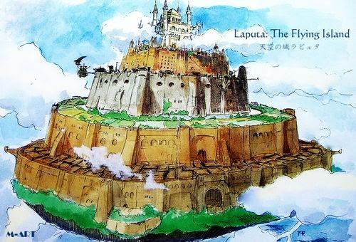 天空の城ラピュタの画像 原寸画像検索