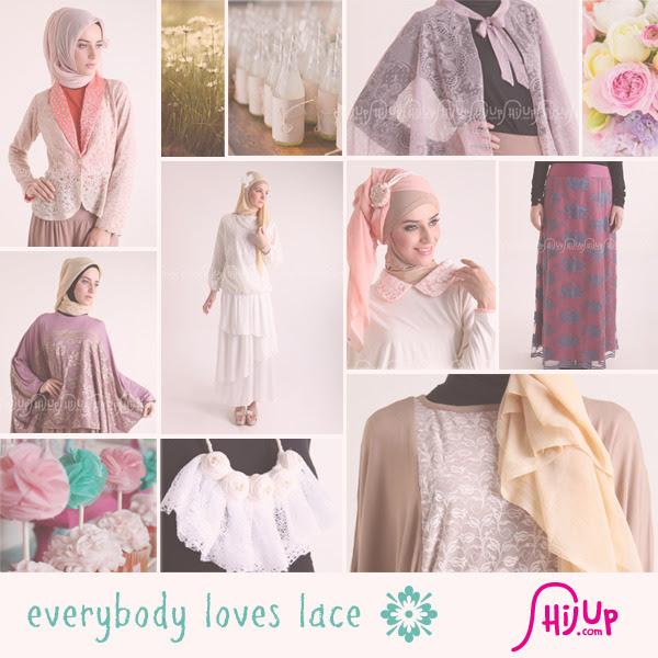 Tampil Menarik Dengan Pakaian Muslimah dari Brand Ternama