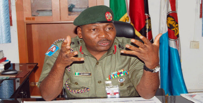 Biafra: Nigerian Army speaks on Nnamdi Kanu's whereabouts