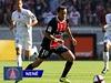 Meia-atacante Nenê comemora gol e primeira vitória do PSG no Campeonato Francês