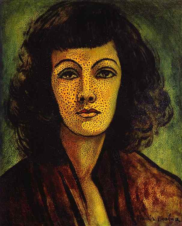 Francis Picabia - Portrait of Woman