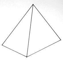 Aprender A Dibujar Dibujar Una Pirámide Eshellokidscom