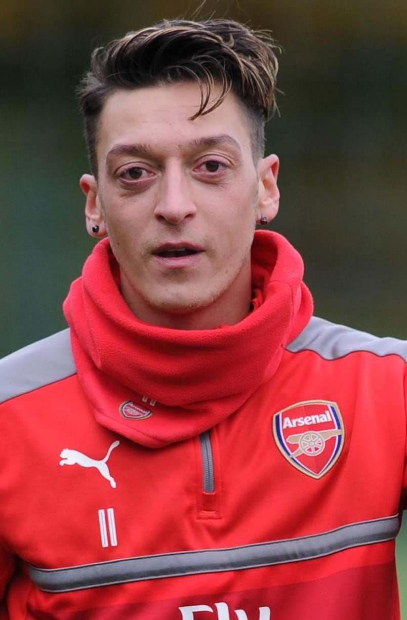 Mesut Ozil Haircut Name - hairstyle how to make