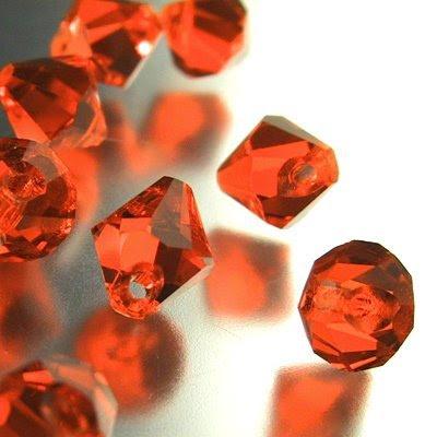 34763016mmhyacinth Swarovski Elements - 6 mm Top-Drilled Bicone (6301) - Hyacinth (1)